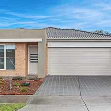 Rental info for Beautiful 3 Bedroom Home In The Hawkestowe Estate! in the South Morang area