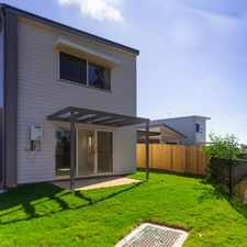 Rental info for AS NEW! QUIET PIMPAMA STREET in the Gold Coast area