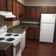 Rental info for 1300 Florida in the Edwardsville area