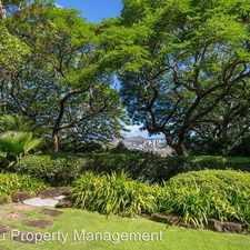 Rental info for 2659 Tantalus Drive