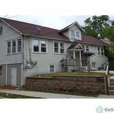Rental info for Large 4 bedroom apartment with living room & large kitchen with eating nook. Hardwood floors.