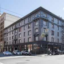 Rental info for 57 TAYLOR Apartments in the San Francisco area