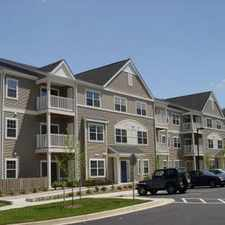 Rental info for Reserve at Stonegate in the Ellicott City area