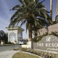 Rental info for Resort at Coronado Ranch I, II in the Enterprise area