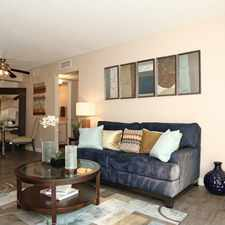 Rental info for Sorrento Apartments in the Mesa area