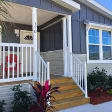 Rental info for 2017 Skyline Manufactured Home...Just came in