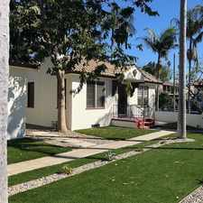 Rental info for 1165 Norton Avenue in the Los Angeles area