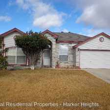 Rental info for 4309 Frontier Trail