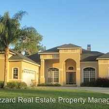 Rental info for 12026 eagle point court