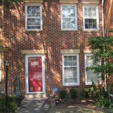 Rental info for 811 Gibbon Street in the Southwest Quadrant area