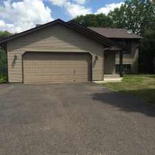 Rental info for 2613 Henslow Ave. N. in the 55128 area