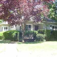 Rental info for Charming Two bedroom 1 one bath home in East Sacramento in the Elmhurst area