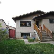 Rental info for Edmonton Main Floor Only for rent in the Calder area