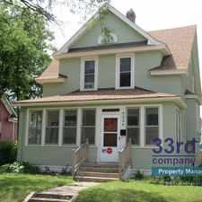 Rental info for 4249 Girard Avenue North in the Webber - Camden area