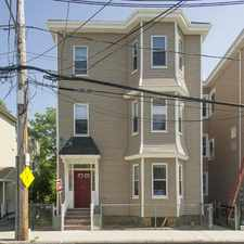 Rental info for Chestnut Ave in the Hyde Square area