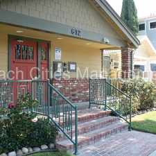 Rental info for Beautiful 2 Bedroom Condo Located in the City of Long Beach Available NOW! in the Franklin School area