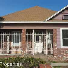 Rental info for 930 6th STREET #A