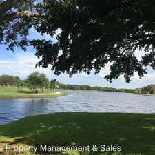 Rental info for 2569 Carambola Circle N. in the 33066 area
