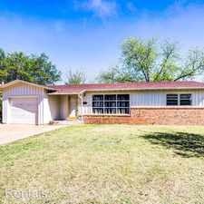 Rental info for 3508 38th St in the Maedgen Area area
