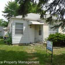 Rental info for 1625 Rudisill