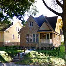 Rental info for 2557 N 53rd St - Front House in the Uptown area
