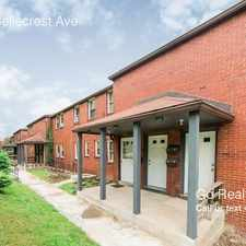 Rental info for 102 W Bellecrest Ave in the Carrick area