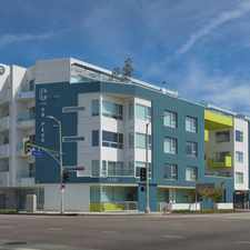 Rental info for C on Pico in the Mar Vista area