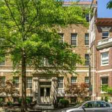 Rental info for The Preston in the Dupont Circle area