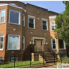 Rental info for Newly Rehabbed 4br 1bth. Central Air/Heat. In-unit laundry hook-ups. Stainless Steel Appliances. Utilities Not included in the West Garfield Park area