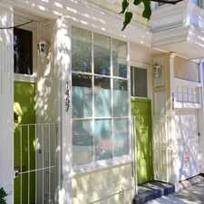 Rental info for 1457 Baker St in the Lower Pacific Heights area