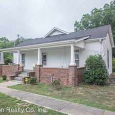Rental info for 29609 Capshaw Road
