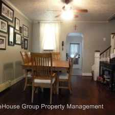 Rental info for 481 Manor Street, (WST)