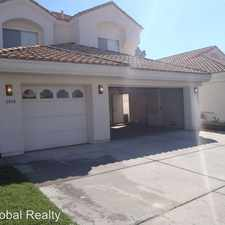 Rental info for 2980 Harbor Cove Dr in the Desert Shores area
