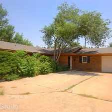 Rental info for 3705 30th Street - B