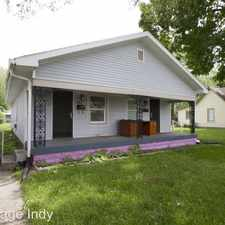 Rental info for 237-239 S Oakland Street in the Indianapolis area