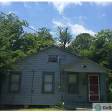 Rental info for Cozy 2BR with Nice Yard in Lufkin. Just Across the Street from Brandon Park!! in the Lufkin area