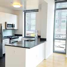 Rental info for 4610 Center Boulevard in the Long Island City area