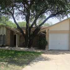 Rental info for 1010 Red Cliff Drive in the North Lamar area