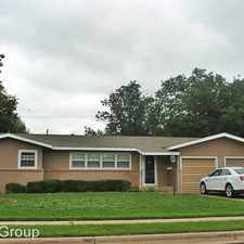 Rental info for 4011 43rd Street in the Lubbock area