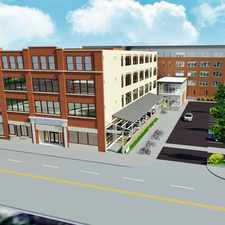 Rental info for L. L. Olds Warehouse Lofts in the Marquette area