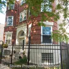 Rental info for 4745 S St Lawrence Ave 3N LS in the Bronzeville area