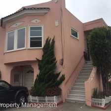 Rental info for 2201 19TH Ave in the Golden Gate Heights area