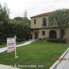 Rental info for 4236 PACIFIC AVE #B