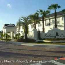 Rental info for 200 Southern Pecan Cir # 106 - N10 in the Winter Garden area