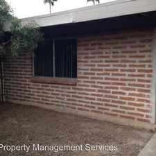 Rental info for 5550 E. GLENN ST. #A-D in the Tucson area