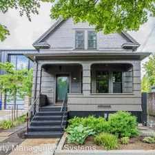 Rental info for 535 NE Stanton Street in the Eliot area