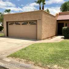 Rental info for 10676 S. Calle Raquel in the Fortuna Foothills area