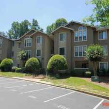 Rental info for Dunwoody Courtyards in the Dunwoody area