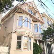 Rental info for 511 Ashbury Street in the Haight Ashbury area