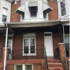 Rental info for 1651 N Bentalou in the Coppin Heights area